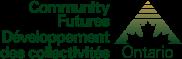 Community Futures Logo Bilingual