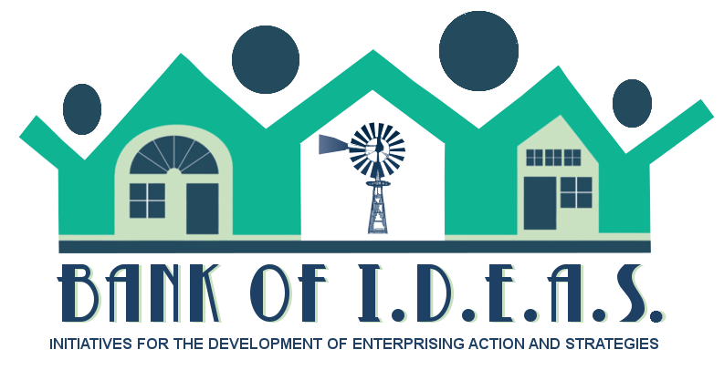 Bank of IDEAS logo