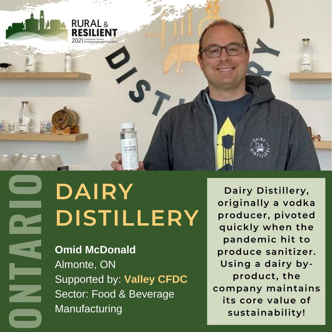 Success Stories Dairy Distillery
