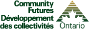 Community Futures Logo Bilingual