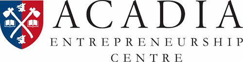 acadia entrepreneurship centre