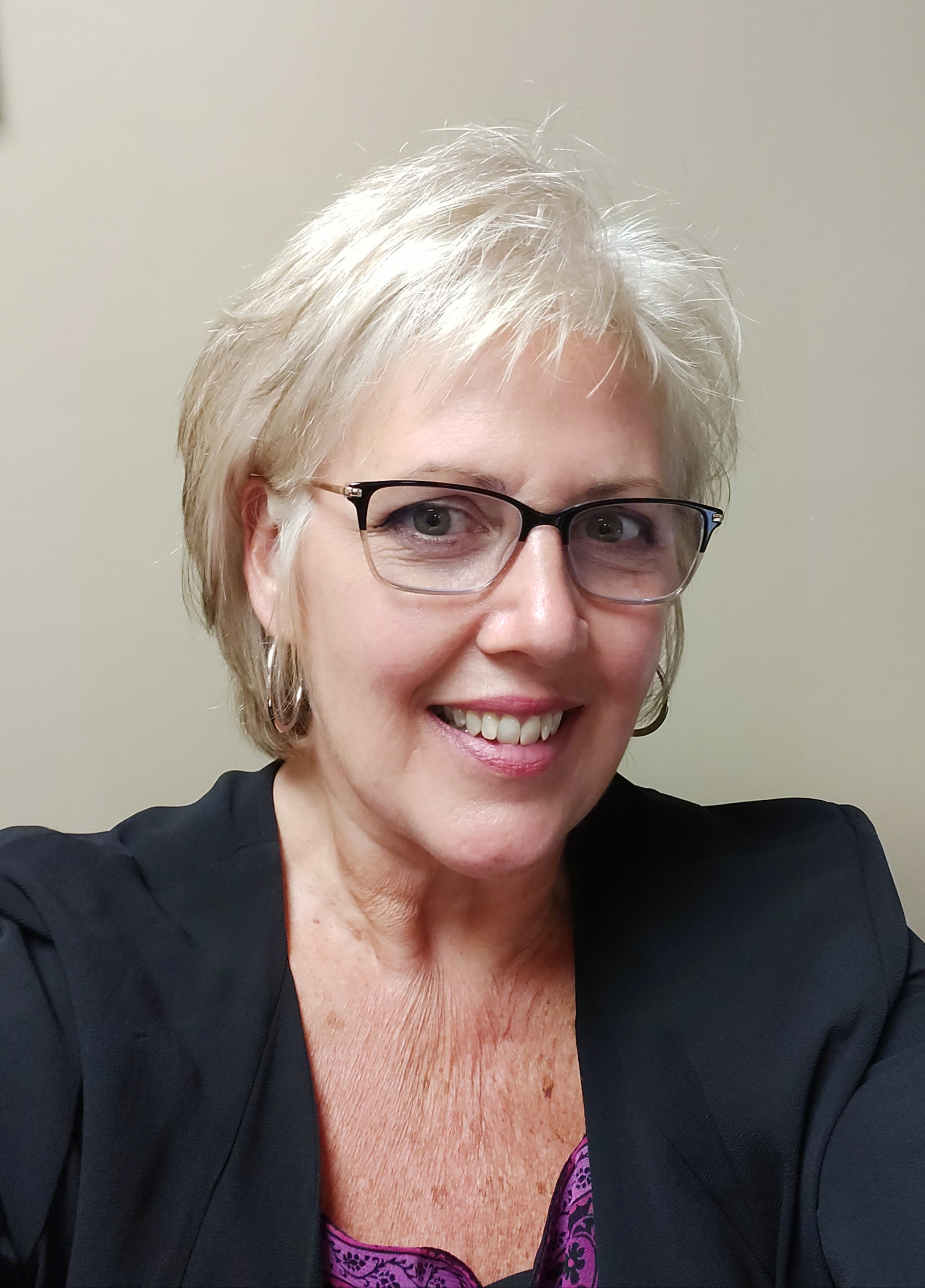 Finance and Member Programs Officer: Denise Walters