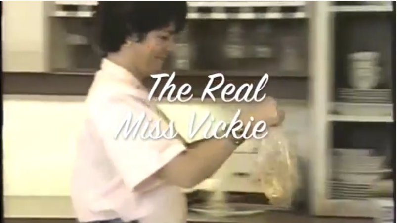 Feature Friday: The Real Miss Vickie